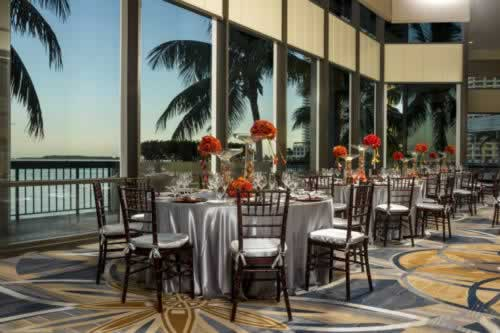 Intercontinental Miami Bayfront Dinning