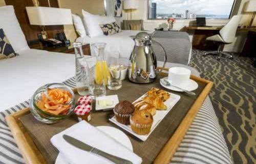 intercontinental-miami-breakfast-servered