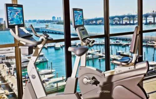 miami-marriott-biscayne-bay-waterfront-finess-gym