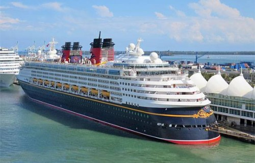 Disney Wonder Port of Miami
